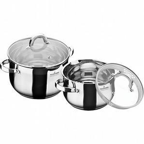 Набор посуды 4 предмета MAXMARK MK-VS5504B