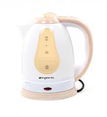 Чайник Organic OR-4005 1,8л. Белый