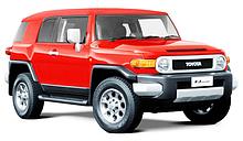Toyota FJ Cruiser 2006-