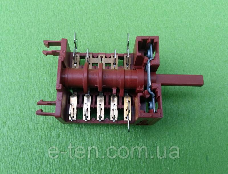 Переключатель трехпозиционный 830500 / 16А / 250V / Т150 для электроплит, электроплит    7LA-GOTTAK, Barcelona