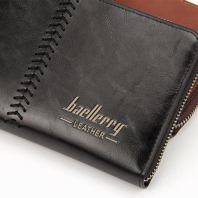 Портмоне-клатч Baellerry Leather SW008