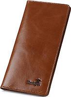 Стильный купюрник из натуральной кожи высокого качества SHVIGEL 13791