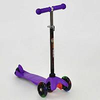 Детский Scooter фиолетовый, фото 1