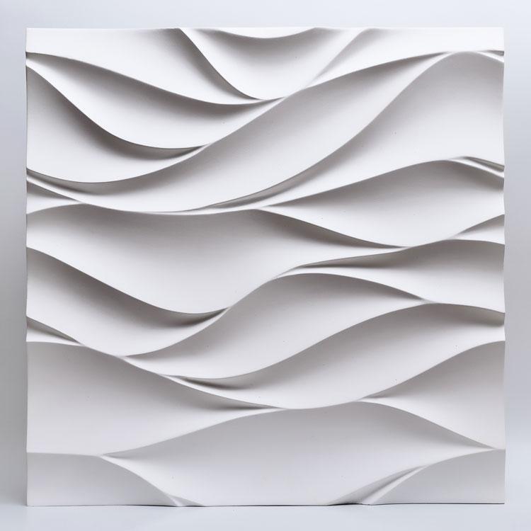 Декоративные гипсовые 3D панели Gipster «Арабелла»