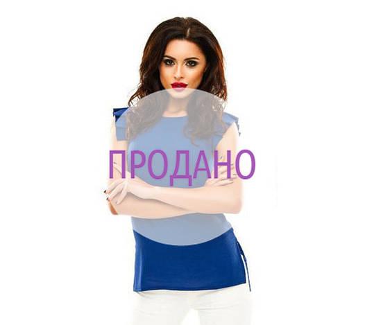 """Блузка летняя """"Лепесток"""""""