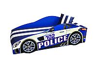 """Детская кровать машина """" Елит"""" Полиция"""