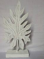 Лист папайи декоративный высота 60 см