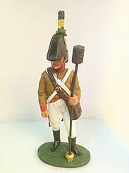 Канонир пешей артиллерии, Австрия 1809 г.