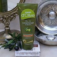 Восстанавливающий кондиционер для волос Dalan D'Olve 200мл.  Оливковое масло (Премиум Сегмент)