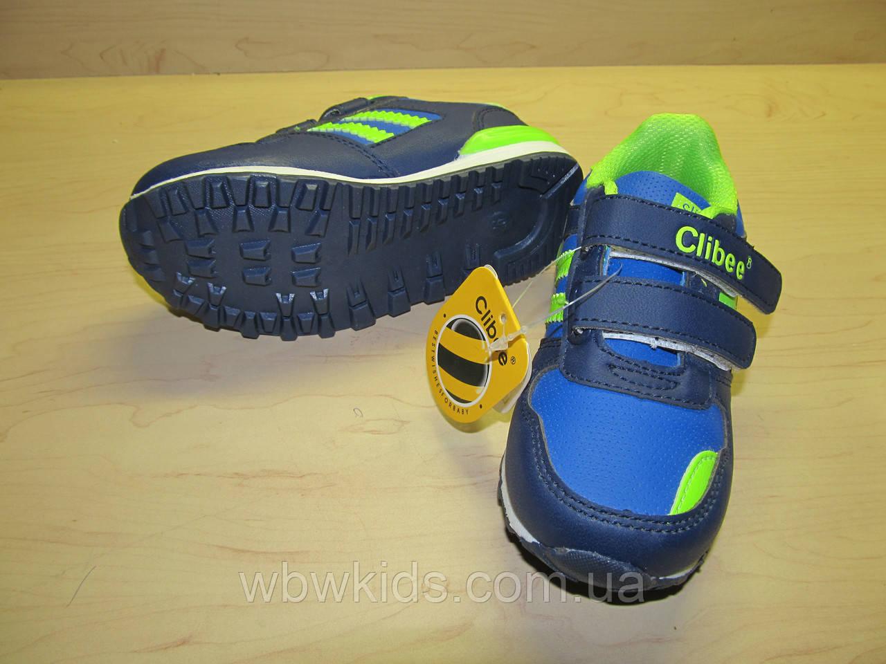 Кросівки Clibee F627 синьо-зелені 23 р.  продажа c3e00cedc380c