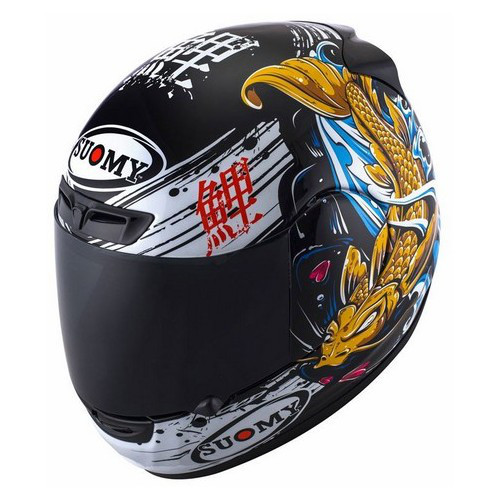 Suomy KSAP0027.8 Casco integrale Apex Jap Black / Gold 3Xl