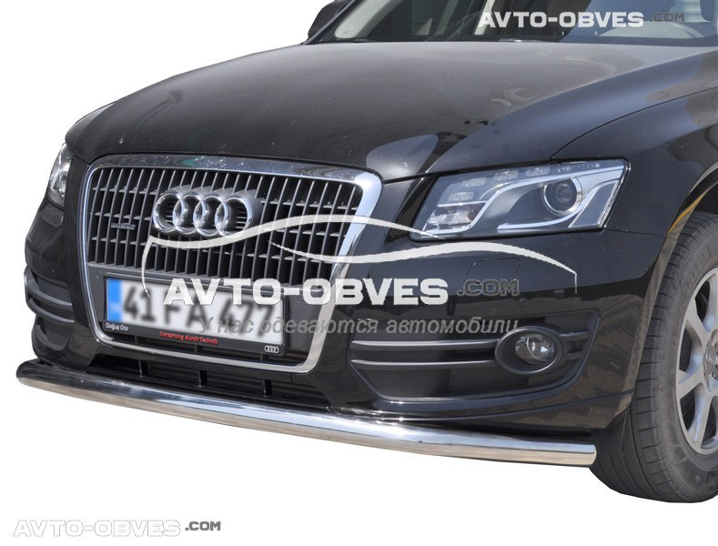 Защита переднего бампера для Audi Q5