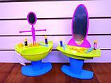 Кукольная мебель Глория Gloria 2919 Салон красоты, фото 5