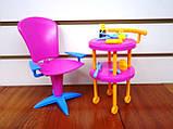 Кукольная мебель Глория Gloria 2919 Салон красоты, фото 3