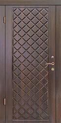 """Вхідні двері """"Портала"""" (серія Комфорт) ― модель Мадрид-2"""