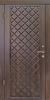 """Входная дверь для улицы """"Портала"""" (Премиум Vinorit) ― модель Мадрид-2"""