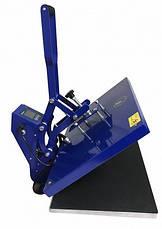 Инструкция по эксплуатации планшетного пресса HPС380, 40х60 см