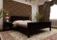 """Кровать деревянная """"Майя"""" с низким изножьем 120х200"""