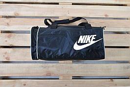 Сумка спортивная Nike бочка / Nike Black / nike