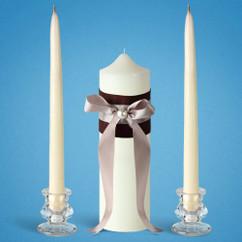"""Свадебные свечи """"Домашний очаг"""""""