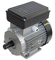 Электродвигатель АИ1Е 80 А2 У2 1,1/3000 однофазный