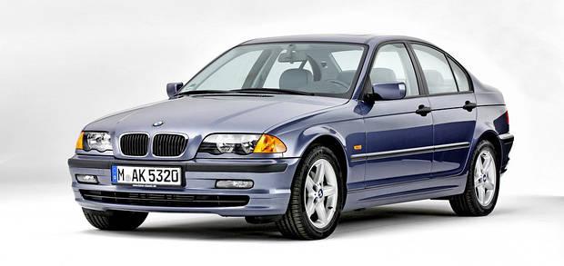 Лобовое стекло BMW 3 E46 (1998-2001)