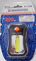 Светодиодный фонарь  АС7280 led АскоУкрем, фото 1