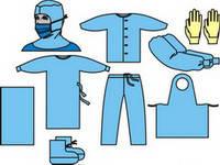 Комплект одягу протиепідемічний № 1