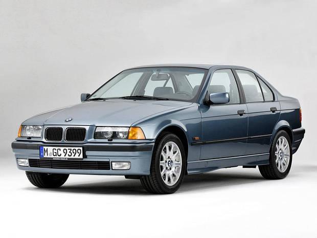 Лобовое стекло BMW 3 E36 седан (1991-1997)