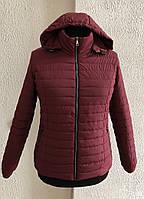 Женская весенняя куртка большие размеры