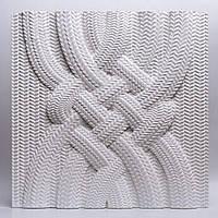 Декоративные гипсовые 3D панели Gipster «Twist»