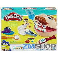 "Набор для лепки ""Доктор Зубастик"" Play-Doh стоматолог"