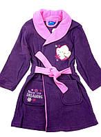 Флисовый халат Disney р.104,110,116,128