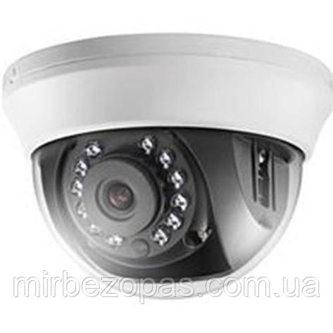 1 Мп HDTVI видеокамера Hikvision DS-2CE56C0T-IRMM (3.6 мм), фото 2