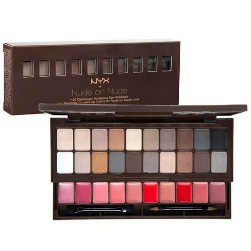 Косметический набор NYX Nude on Nude S119