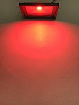 Светодиодный прожектор SL-50 50W красный IP65 Код.59204, фото 2