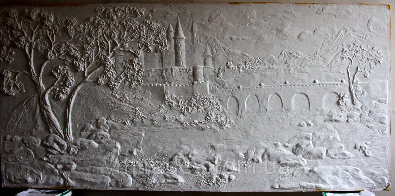 Панно, рельефная картина