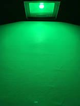 Светодиодный прожектор SL-50 50W зеленый IP65 Код.59205, фото 2