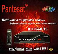 Цифровой эфирный тюнер Pantesat HD-2258 T2 IPTV