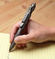 """Тактическая ручка """"Black"""" сплав титана с авиационным алюминием. Куботан Laix B-2"""