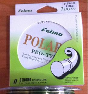 Леска Feima Polaris 100м