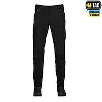 Тактические полицейские брюки Police Extra Strong черные, M-Tac