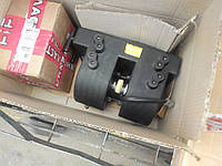 Дополнительный отопитель салона (двулопостный) для автомобиля Газель 12В (производство г. Черкассы)