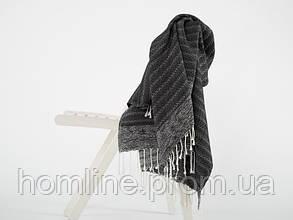 Полотенце пляжное Irya Dominika черное 90*170