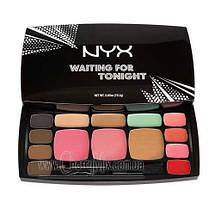 Косметический подарочный набор NYX Waiting For Tonight, фото 3
