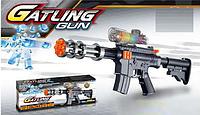 Пулемёт на гидрогеле Gatling Gun
