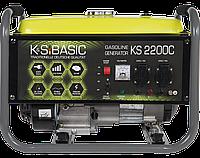 Бензиновий генератор KS 2200C (2,2 кВт)