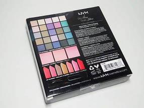 Косметический набор NYX Be Free Palette S125, фото 2