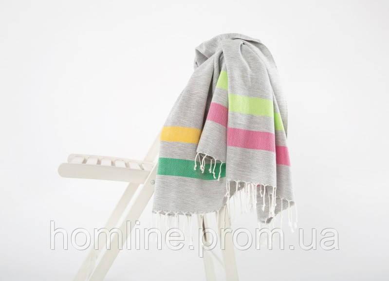 Полотенце пляжное Irya Girit зеленое 90*170