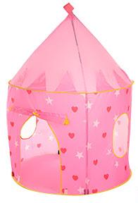 """Палатка детская """"Шатер"""" розовая арт. 3332"""